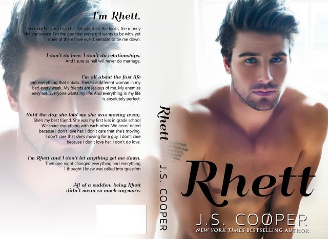 RHETT J S COOPER