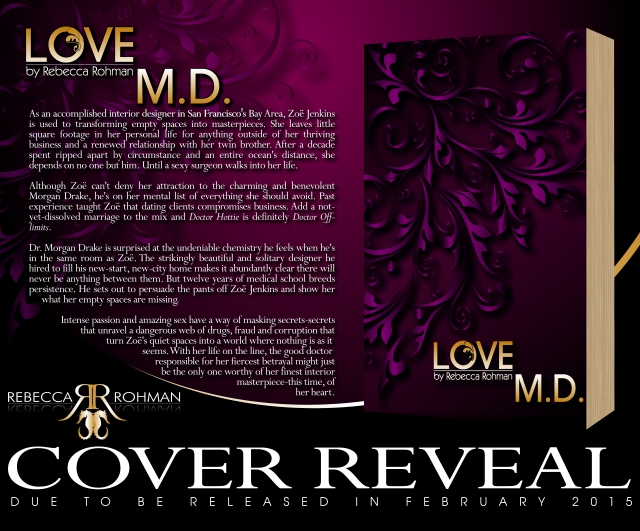 Love M.D.Cover