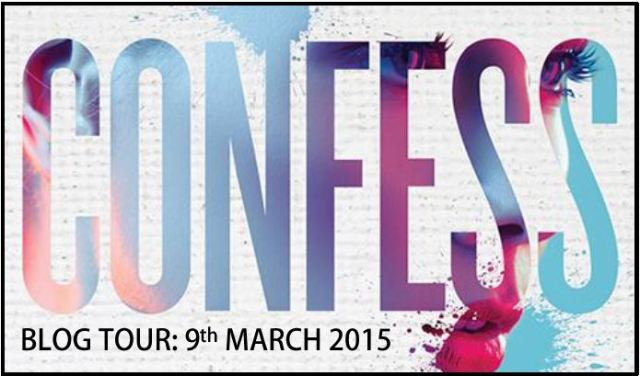 Confess Blot Tour Banner